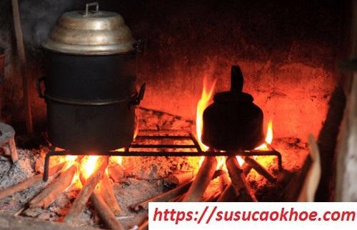 Nằm mơ thấy bếp lửa là điềm gì, đánh con gì?