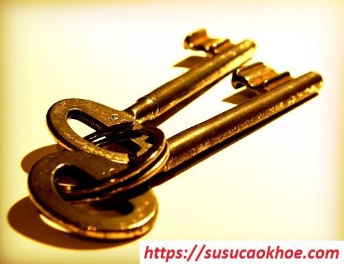 Nằm mơ thấy chìa khóa là điềm gì, đánh con gì?